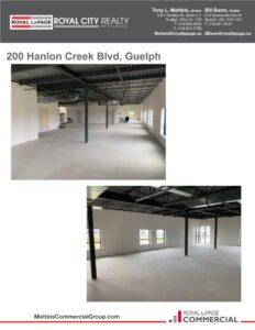200 Hanlon Creek Blvd