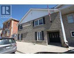 Front -  160 St David Street N, fergus, Ontario