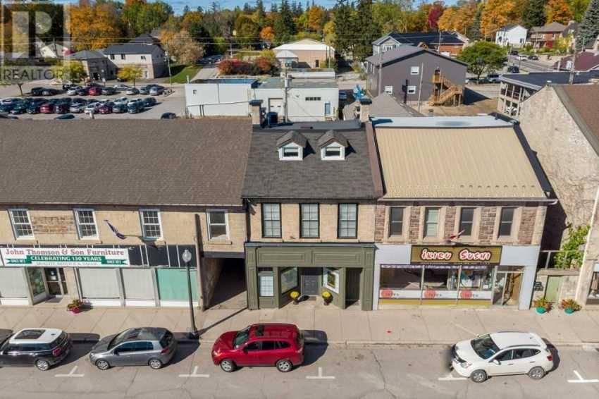 145 St Andrew Street W, Fergus, Ontario  N1M 1N6 - Photo 2 - 30783264